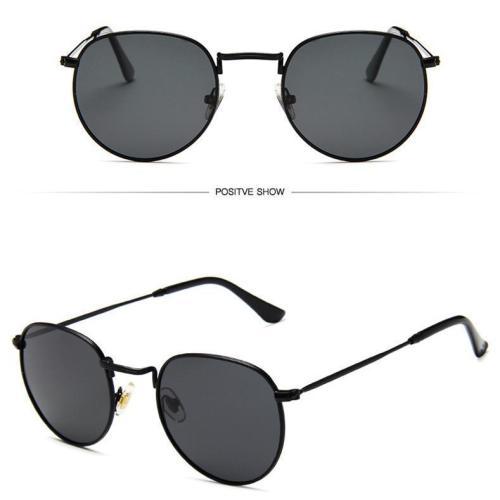 Retro Color Film Sunglasses
