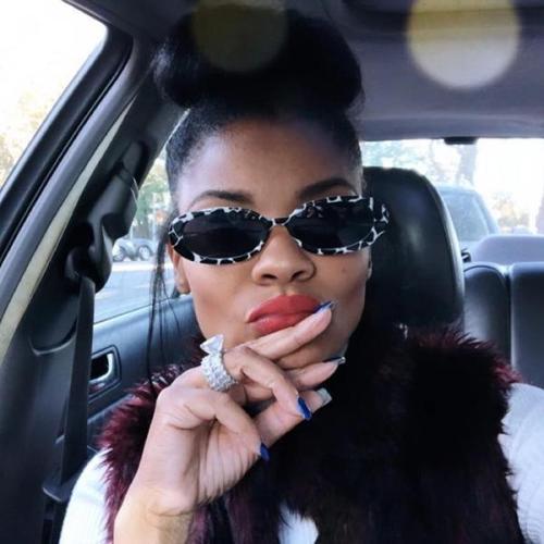 Trendy Retro Small Frame Sunglasses