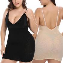 FULL BODY SHAPER DRESS