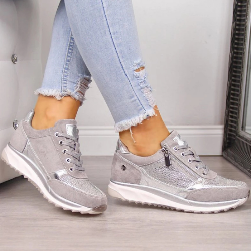 2020 New Fashion Women's Wedge Sneakers