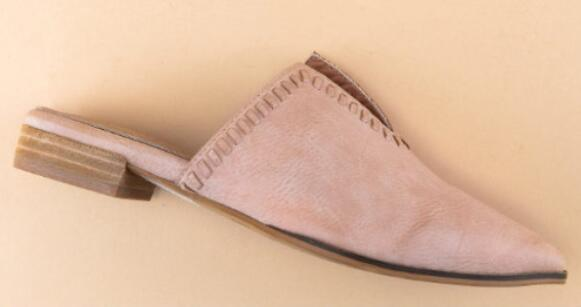 Tailor-made Half-pack Sandals For Women
