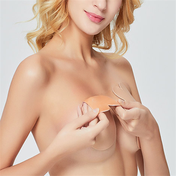 SILICONE INVISIBLE LINGERIE PAD ENHANCERS PUSH UP BRA