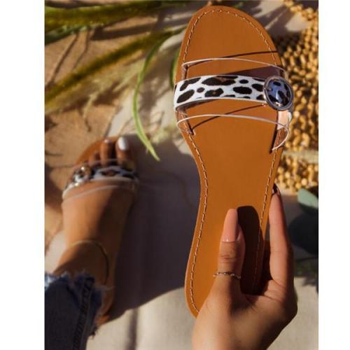 Summer Slip-On Sweet Slippers