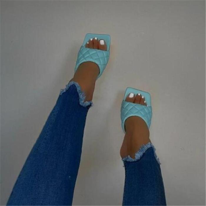 Fashion Gwen High Heel sandals Slippers