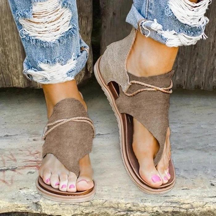 Women Super Posh Gladiator Comfy Sandals
