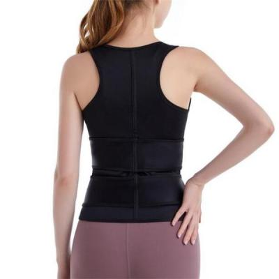 Sports Slimming Waist Trainer Vest