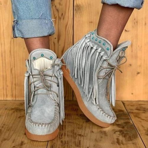 New Casual Women's Ankle Boots