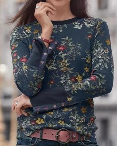 Black Long Sleeve Casual Shirts & Tops