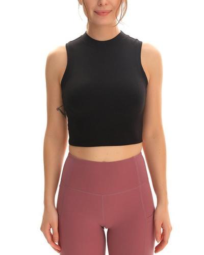 Breathable Sleeveless Sport Vest Top Lightweight