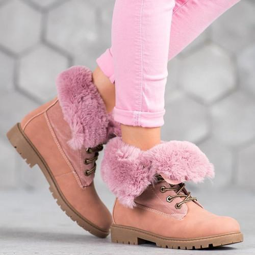Women Winten Martin Snow Boots