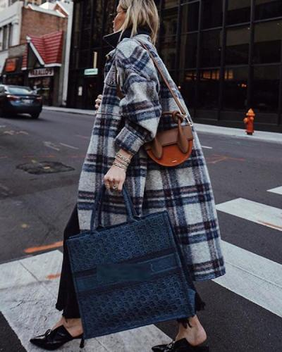 Women Casual Winter Warm Overcoat