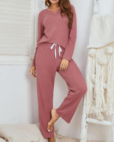 New Comfy Loose Sweatsuit Loungewear at Home Wear