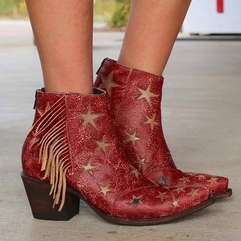 Zipper Party & Evening All Season Boots