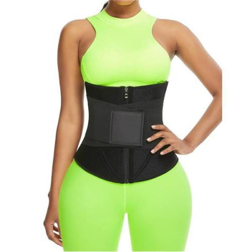 Ultra Light Red Neoprene Waist Trainer Anti-Slip