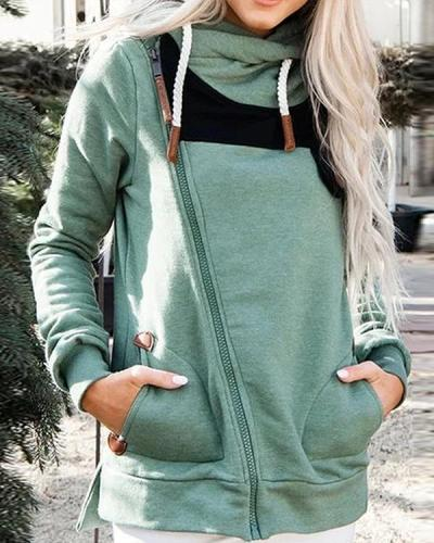 Women Long Sleeves Casual Sweatshirt