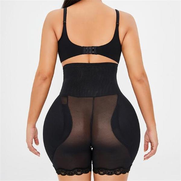 S-6XL Women Shapewear Butt Lifter Padded Panty