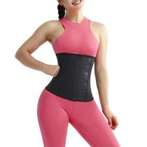 Abdominal Slimmer Latex 9 Steel Bones Waist Trimmer