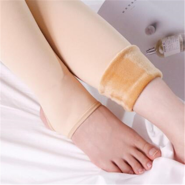 Slimming Pantyhose Anti-fouling Inner Velvet Leggings