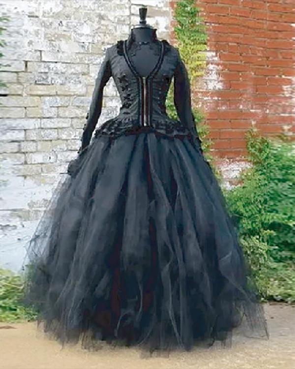 Women's Costume Halloween Casual Dresses