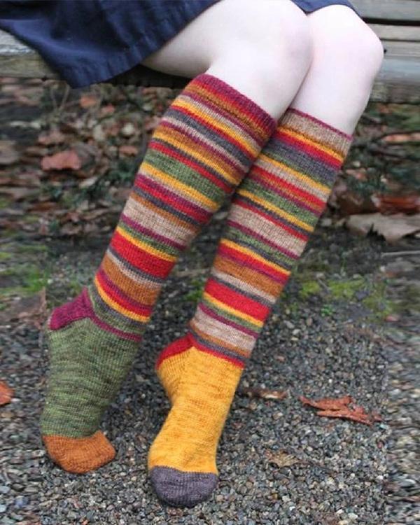 Stripes Underwear & Socks