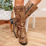 Fleece Outdoor Boots
