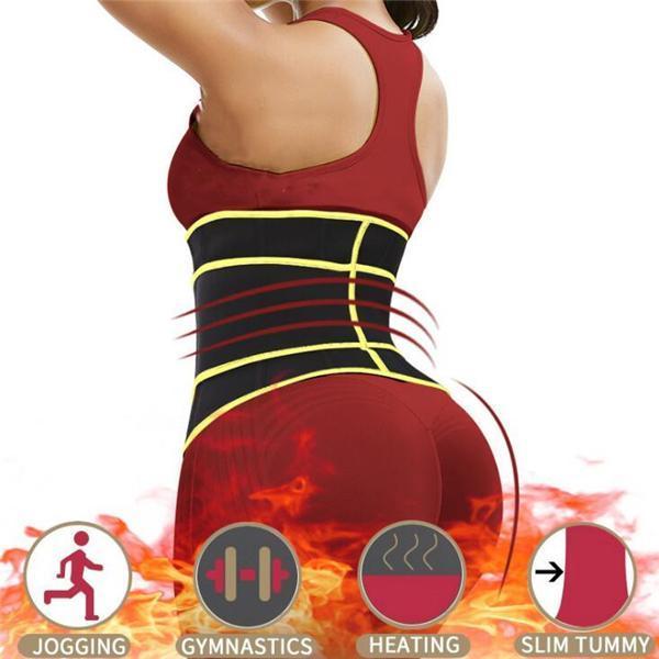Slimming Waist Trainer Belt Modeling Strap Body shaper