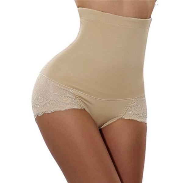 High Waist Shapewear Butt Lifter Tummy Control Panties