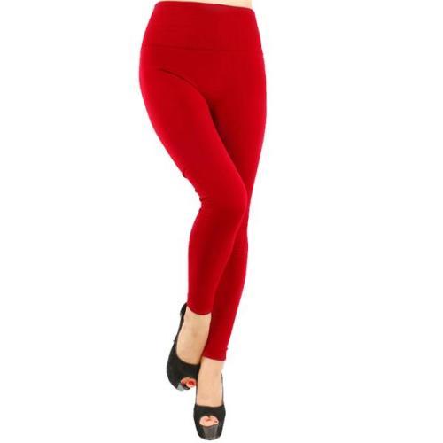 Winter Legging Hot Women Thick Warm Knitted Full Length Leggings