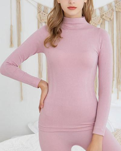 Warm Thermal Underwear Sexy Ladies Thermal Shaping Clothes