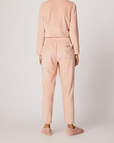Long Sleeve Soft Cat Pajamas Suit