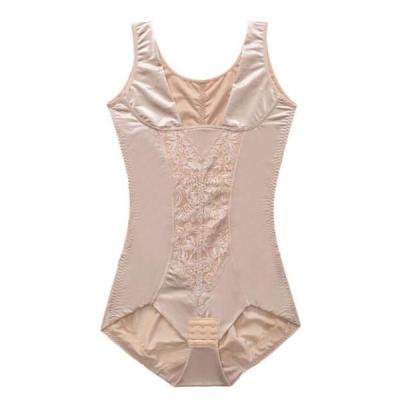 Women's Comfortable Bodysuit Tummy Control Shapewear