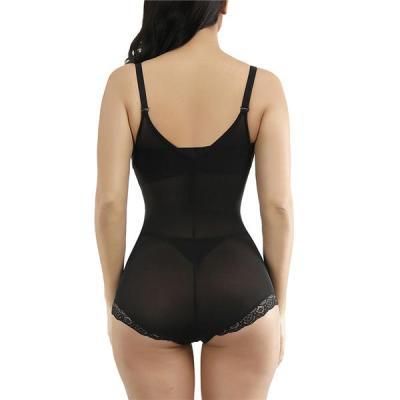 Black Under Bust Bodysuit Shapewear
