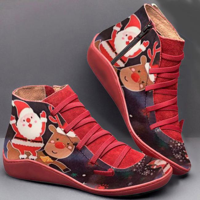 Christmas Gift | Soft Bottom Boots