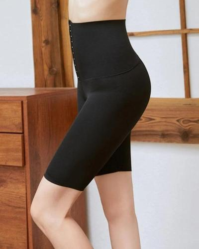 Fitness Exercise Slimming Pants Belly Waist