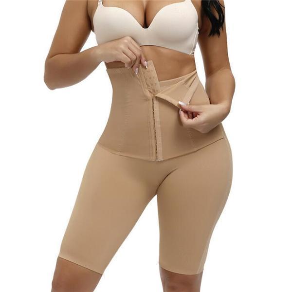 Seamless Plus Size Tummy Control Slimmer Shapewear