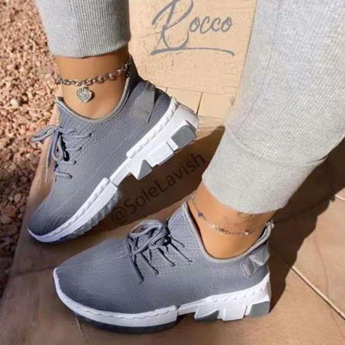 Women Lace All Season Breathable Sneakers