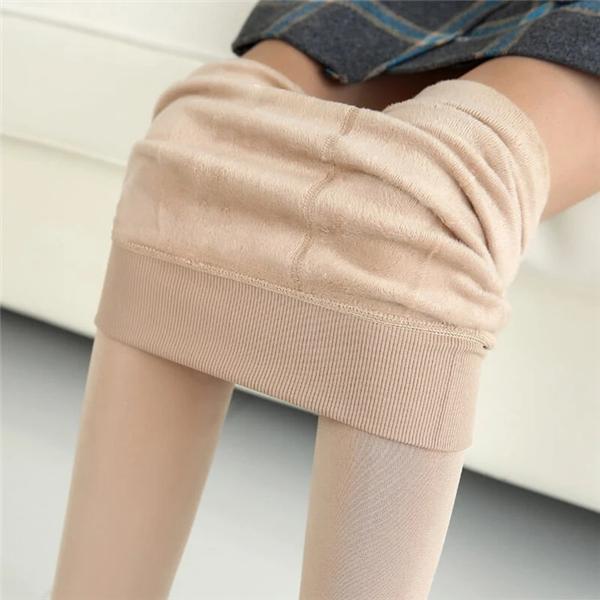 Women Winter Warm Leggings