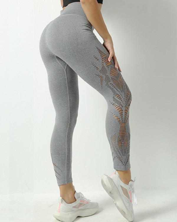2021 New Fitness Legging Yoga Pants