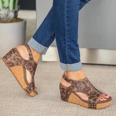 Women Fashion Comfy Wedge Sandals