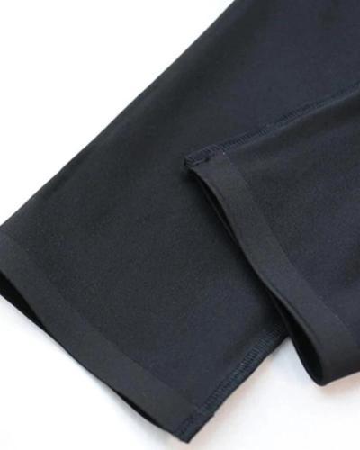 Seamless Waist Cicher Shapewear Sports Leggings