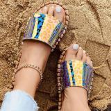 Women's Fashion Flat Slippers