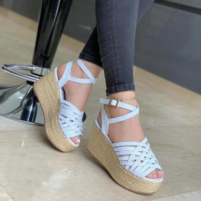 Women's Fashion Woven Sandals