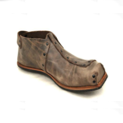 Customized New Men's Flat Retro Shoes