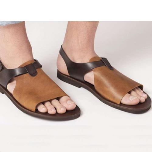Men's Summer Casual Elastic Band Breathable Sandals