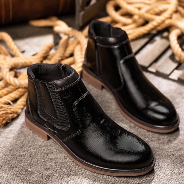 Men's Casual Fashion Martin Boots Men's Boots
