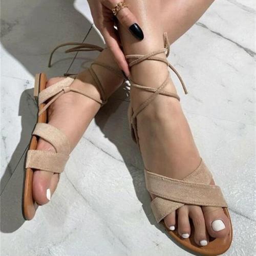 Women's Stylish Strappy Bohemian Flat Sandals