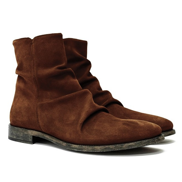New Fashion Trend Matching Martin Boots Men's  Boots