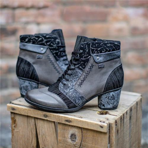 Women Stylish Ankle Boots (Ready for Fal and Win)