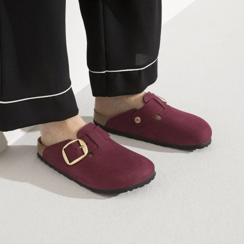 Women'S Comfort&Support Boston Clog Footbed
