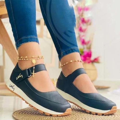 Women's Adjustable Flat Casual Shoes